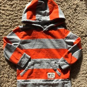 Baby Gap hooded sweatshirt